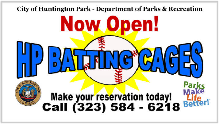 Batting Cages Banner