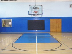 Salt Lake Park basketball gym